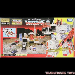 Transformers Encore Series #12 - Metroplex