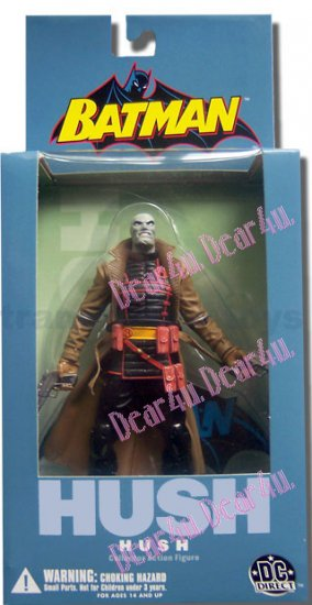 DC Direct Batman Hush Wave 1: Hush