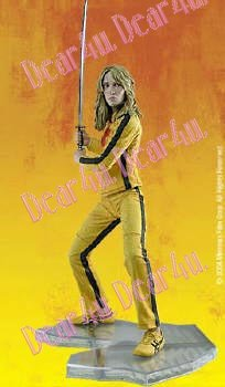Kill Bill Series 1: The Bride - Snow Base