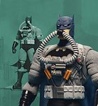 DC Direct Batman Hush Wave 3: Stealth Jumper Batman