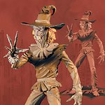 DC Direct Batman Hush Wave 3: Scarecrow