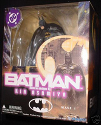 Kia Asamiya Collector Figures: Wave 1 - Batman