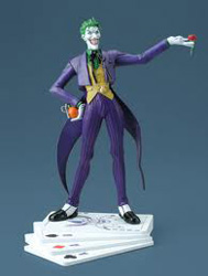 Kia Asamiya Collector Figures: Wave 1 - Joker